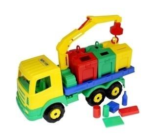 Prestiż samochód do przewozu kontenerów (44181)