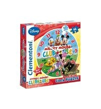 Puzzle Zegar Myszka Miki 96 (23018)