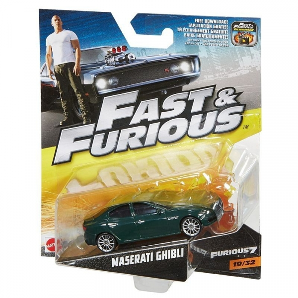 Szybcy i wściekli Maserati Ghibli (FCF35/FCF54)