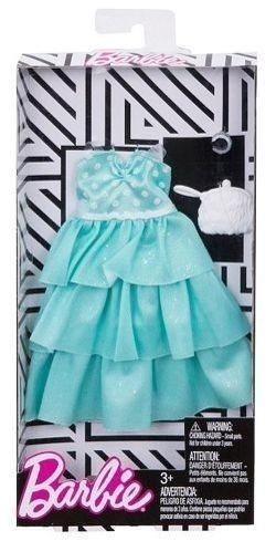 Barbie Zestaw sukienka FKT09 (FND47/FKT09)
