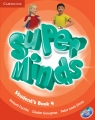 Super Minds 4 Student's Book + DVD
