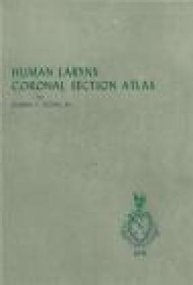 Human Larynx Coronal Section Atlas