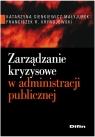 Zarządzanie kryzysowe w administracji publicznej