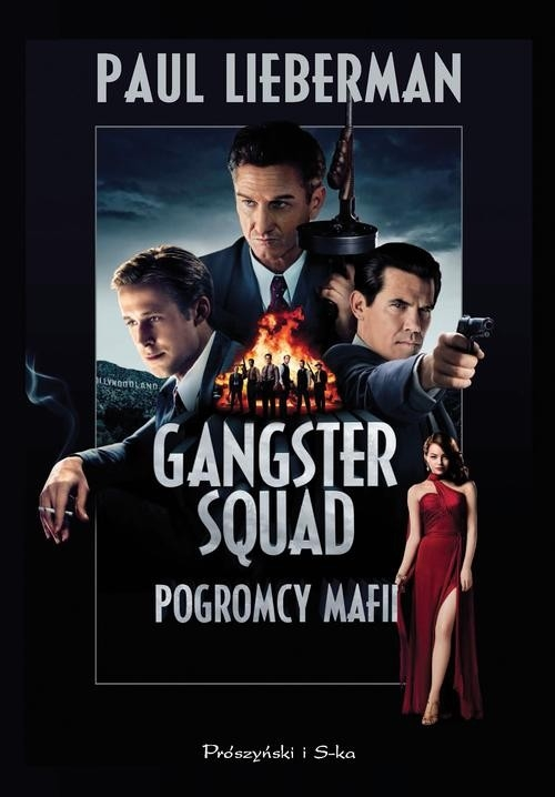 Gangster Squad Pogromcy mafii Lieberman Paul
