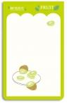 Karteczki samoprzylepne Summer Fruit (445767)mix wzorów