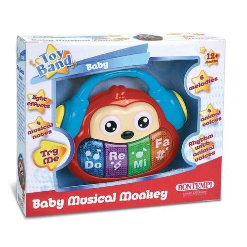 Muzyczna małpka