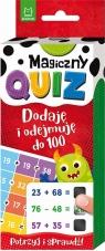 Magiczny quiz Dodaję i odejmuję do 100