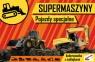 Supermaszyny - Pojazdy specjalne