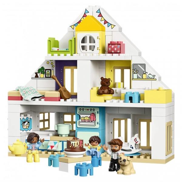 Lego Duplo: Wielofunkcyjny domek (10929)