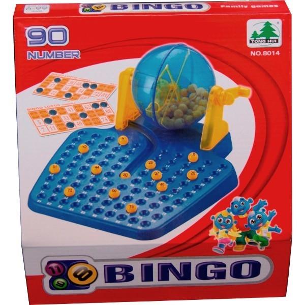 DROMADER Gra Bingo