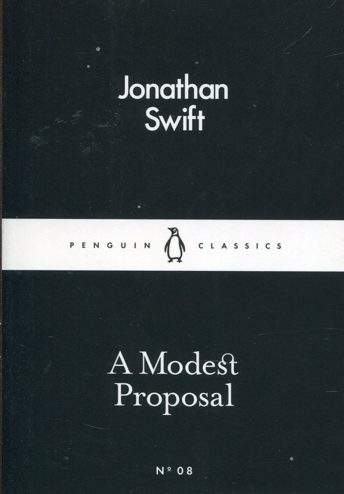 A Modest Proposal Swift Jonathan