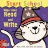 Start school. Wipe clean Read and Write