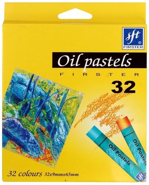 Pastele olejne 32 kolory (117244)
