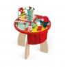 Stolik edukacyjny duży drewniany Baby Forest (J08018) Wiek: 1+