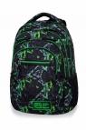 Coolpack - College Tech - Plecak Młodzieżowy - Electric Green (B36099)