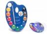Farby akwarelowe Primo w pastylkach - 12 kolorów + pędzelek paletka (101A12TO)