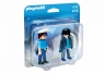 Playmobil City Action: Duo Pack - Policjant i złodziej (9218)