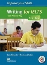 Improve your Skills:Writing for IELTS + key+MPO Sam McCarter, Norman Whitby