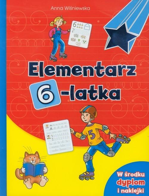Elementarz 6-latka Wiśniewska Anna