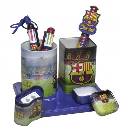 Przybornik na biurko duży FC BARCELONA Cyp Imports