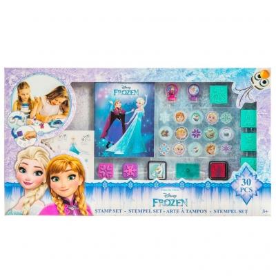 Zestaw stempelków - Frozen II