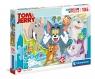Puzzle SuperColor 104: Tom&Jerry (27518)