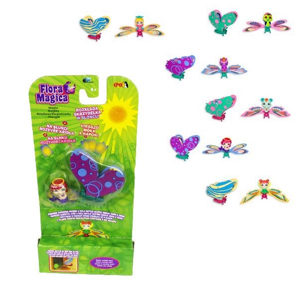 EPEE Kwiatowa Niespodzianka Motylek 6 wz (EP01618)