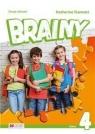 Brainy klasa 4 Zeszyt ćwiczeń Katherine Stannett