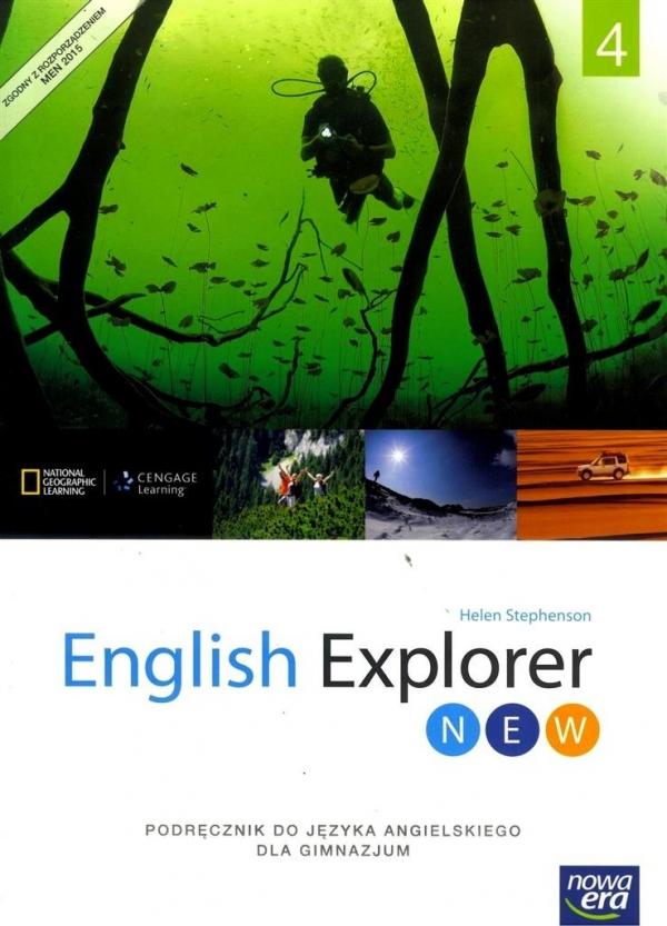 English Explorer New 4 Podręcznik Stephenson Helen