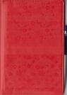 Kalendarz nauczyciela 2020/2021 czerwony
