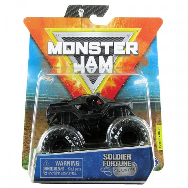 Pojazd MONSTER JAM Auto, Solidier (6044941/20123295)