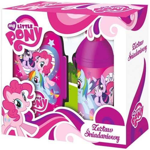 Zestaw śniadaniowy My Little Pony