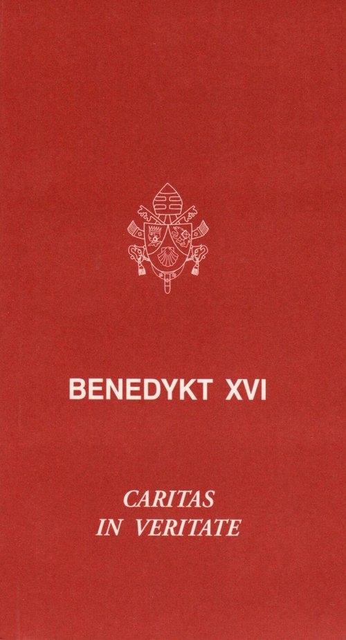 Caritas in veritate Benedykt XVI