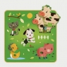 Puzzle dla maluchów Farma