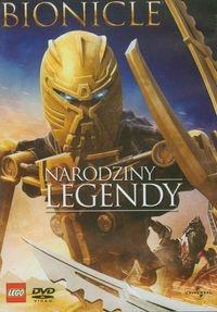 Bionicle Narodziny legendy Sean Ca, Therine Derek
