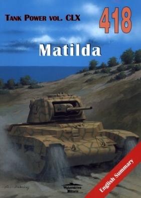 Matilda Tank Power vol. CLX 418