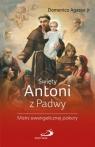 Święty Antoni z Padwy Domenico Agasso jr