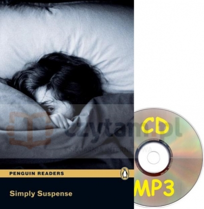 Pen. Simply Suspense Bk/MP3 CD (2) Frank Stockton, Stacy Aumonier, Alfred Burrage