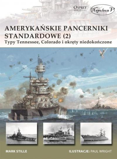 Amerykańskie pancerniki standardowe (2) Mark E. Stille