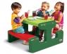 Maly stół piknikowy zielony (479A00060)