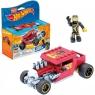Mega Construx: Hot Wheels, Bone Shaker Pojazd do zbudowania, klocki (GVM29)