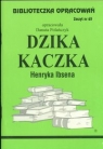 Biblioteczka Opracowań Dzika kaczka Henryka Ibsena