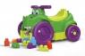Mega Bloks: Jeździk zjadacz klocków - krokodyl (GFG22)