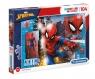 Puzzle SuperColor 104: Spider-Man (27118)Wiek: 6+