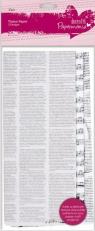 Bibuła wzorzysta PAPERMANIA (20 arkuszy)