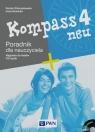 Kompass neu 4 Poradnik dla nauczyciela + CD Gimnazjum Nowicka Irena, Wieruszewska Dorota