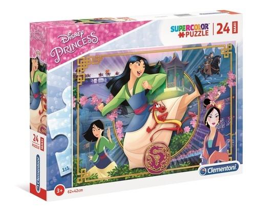 Puzzle Supercolor Maxi Mulan 24 (24206)