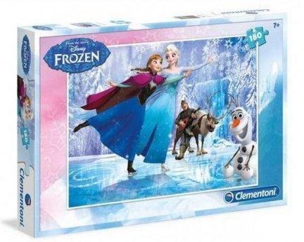 Puzzle Frozen 180 elementów (07318)