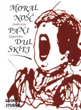 Moralność pani Dulskiej + Książka audio na CD Gabriela Zapolska