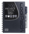 Coolpack - Project Book - Kołobrulion A5 Grey (94184CP)